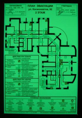 Планы эвакуации 2